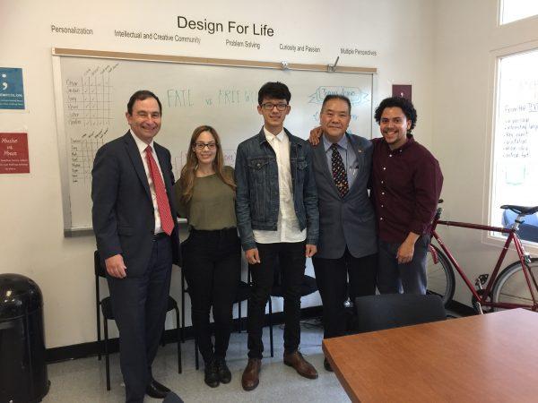 Tenzing Dakpa - 2017 Mitchell Schulich Memorial Scholarship