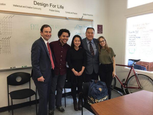 Bihong Hu - 2017 Mitchell Schulich Memorial Scholarship