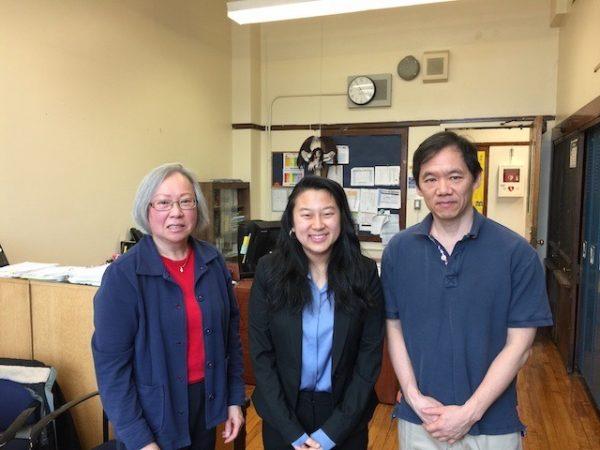Valerie Lam - 2019 Wong Family Scholarship