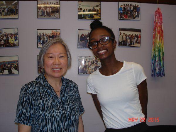 Sydnei Gary - 2015 Lillian Chasnoff Scholarship